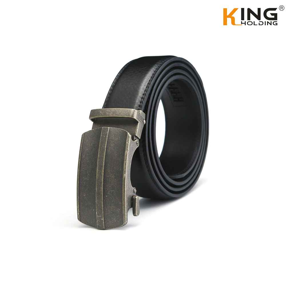 "Mens Belt Canvas Adjustable Style with Metal Buckle 50"" Long"