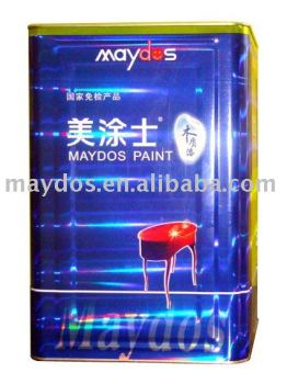 Maydos outdoor use yellowing resistance wood paint