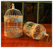 2014 hot new metal products china wholesale bird cage