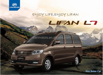New Auto New Car New Sedan Lifan L7