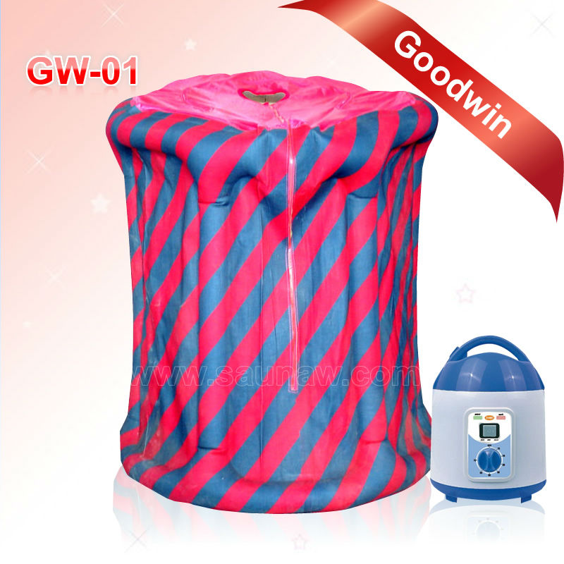 Personal Home Mini Portable Folding Ozone Steam Sauna for sale,Steam Sauna Bag, Portable Steam Sauna Tent GW-01