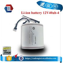 12v 40ah exide ups battery replacement by lithium 18650 /LYLIBR12V40B194