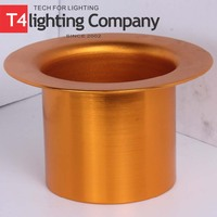 High Quality Aluminum Spinning Wholesale Cheap Lamp Shade metal outdoor lamp cover