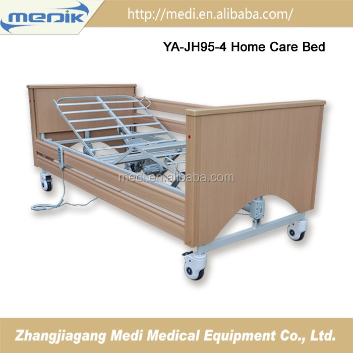 Alibaba China supplier medical and home nursing care beds