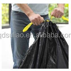 Industrial Plastic Garbage /Rubbish/Trash Drawstring Bag