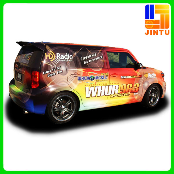 car wrap printing machine