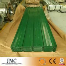 Resonable price per square meter of steel / galvanized roofing sheet / zinc color coated corrugated roof sheet for shed