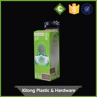 Custom Super Quality Small Box Packaing Led Light Packing Clear Hard Plastic Gift Boxes