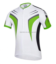 Bicycle tights shirt top quick dry breathable cycling jersey custom
