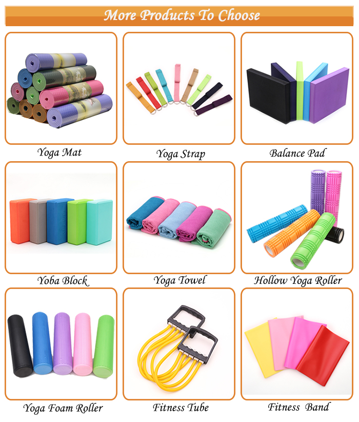 Wholesale Discount Anti Slip Waterproof Eco Exercise TPE Yoga Mat