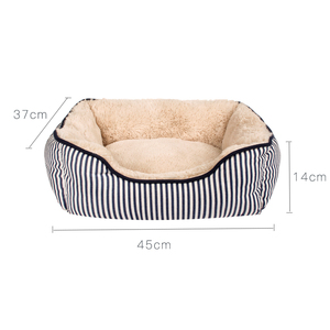 luxury foldable plush dog bed accessories pet bed