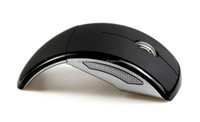 Custom Logo Folding 2.4gh Wireless Mouse with OEM Packing Box Free Sample