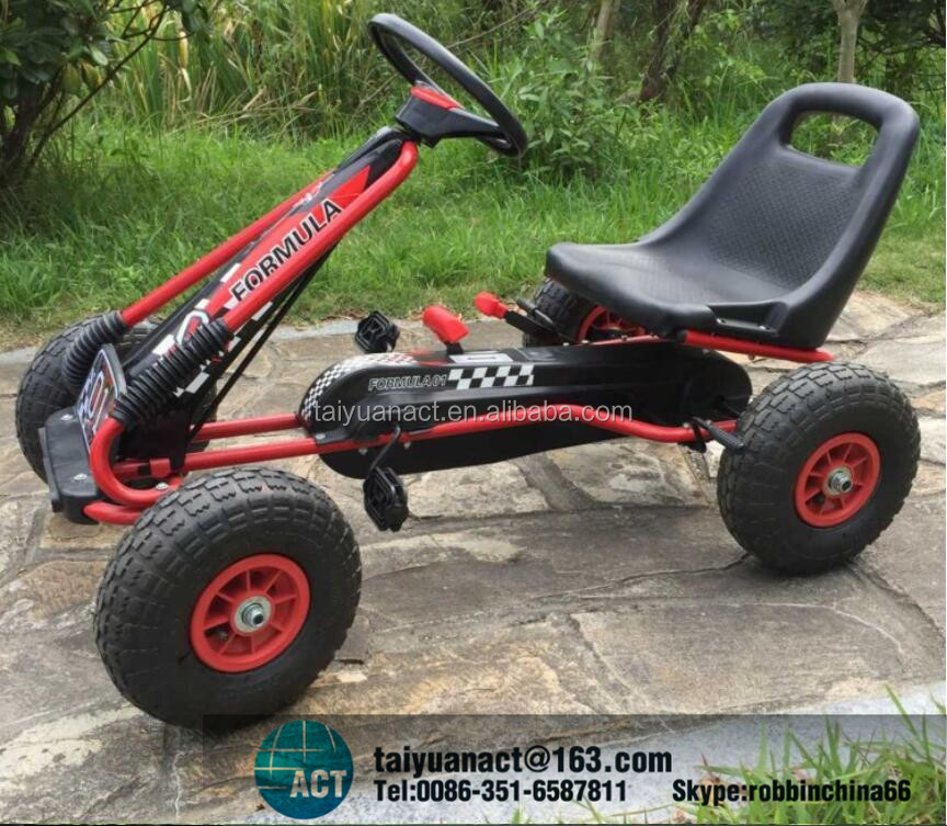 outdoor baby amusement four star go kart