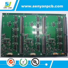 Shenzhen FR4/94v0/Rogers/Aluminum PCB manufacturer with PCB+PCB assembly+components sourcing with good quality