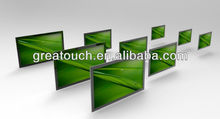 "19"" Infrared touch frame bezel for game machine"