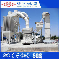 Shuguang high fineness gypsum powder production line