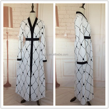 New model Newest design 2016 latest design jilbab kaftan dress in Pakistan