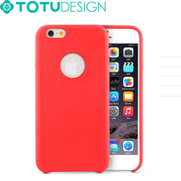 Best Selling High Quality TOTU PU Leather Smart Phone Case for Mobile Phone