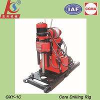 mini water well drilling rig SKGXY-1C