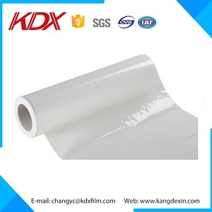 Laminating Thermal Film Classic Gloss and Matte PET Thermal Film BOPET Base Film with excellent transparency and high gloss