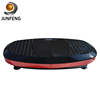 Spraying Best Body Building Equipment Fitness Machine 3D Vibration Plate Crazy Fit massager
