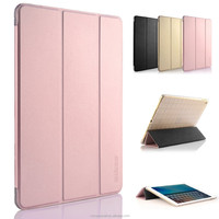 Ultra Slim Leather Smart Cover Case With Stand and Auto Wake & Sleep Function for Apple iPad Pro 9.7 inch Tablet 2016 Released