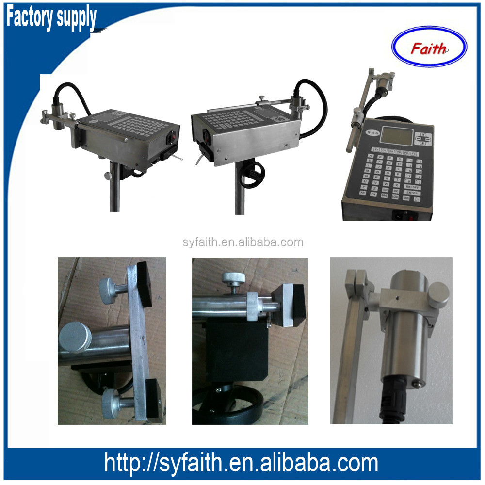 fast delivery factory inkjet printer for pipe,direct to wall inkjet printer white ink