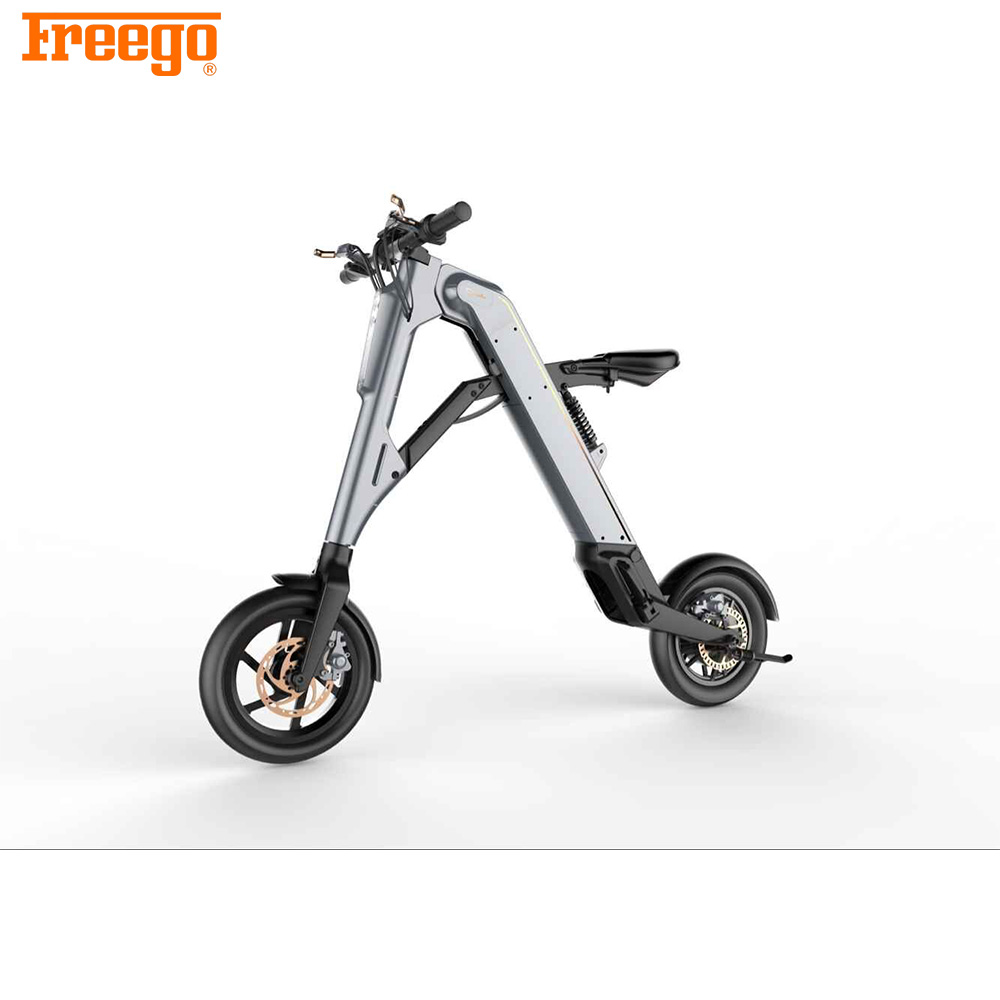 Freego R36 New folding e bike /folding electric bike / mini bicycle / foldable ebike 250W