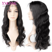 Indian full lace wig with baby hair
