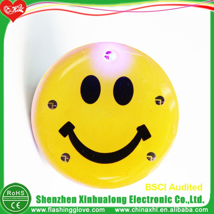 Factory customized Flash Epoxy Led Pin