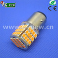 Auto Led Lamp 60smd 2835 S25 1156 P21W Turn Lights for Cars