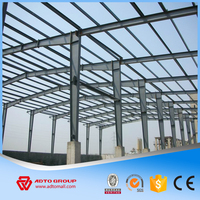 High Quality Galvanized Steel Structure Design, High Rise Steel Structure Prefabricated Warehouses Fast Building