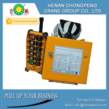 Telecrane Brand Low price Industrial Overhead Crane Wireless Remote Control