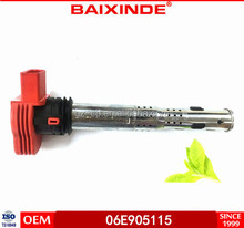 BAIXINDE Wholesales price Automotive Electrical Ignition Coil 06E905115A 06E905115 For AUDI VAG VW
