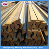 Chinese standard Railway train Steel Rail
