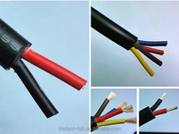 Professional China manufacurer PVC rubber electrical power cable