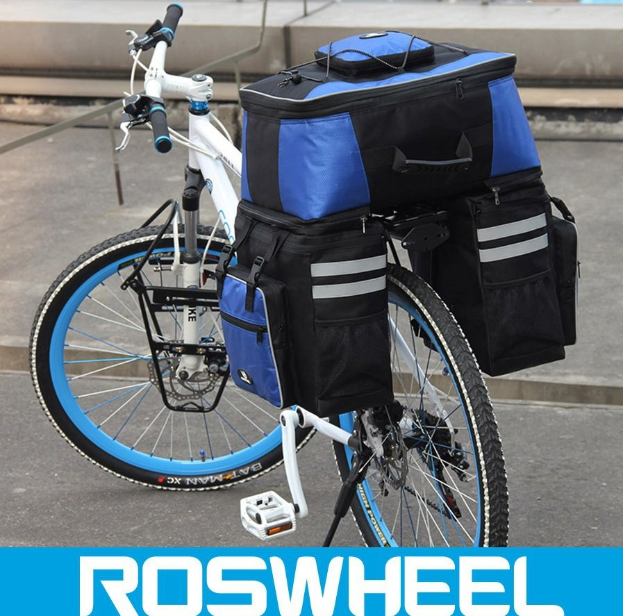 Roswheel Bicycle cycling Frame Pannier and Front Tube Cell Phone Bag Bike Carry Bag 14491-4 carbon bicycle saddle