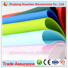 China fabric manufacturer good price pp non woven fabric for shopping bag raw material