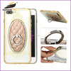 [somostel]Electroplate Luxury Case with Finger Ring Holder Stand new for iphone case