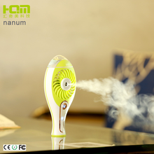 Cold Down Quickly Portable Rechargeable Mini Water Cooling Mist Fan