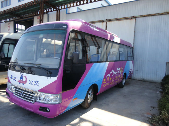 hyundai city bus, 7.3 meters Shuchi bus