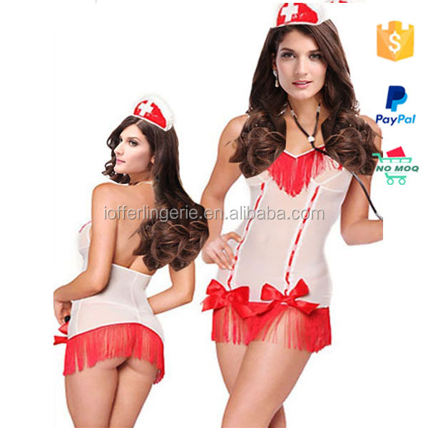 Online Shopping Sexy Nurse Cosplay India Costumes For Women