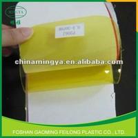 Different Colors Transparent Plastic PVC Sheet Color PVC Flexible Plastic Sheet