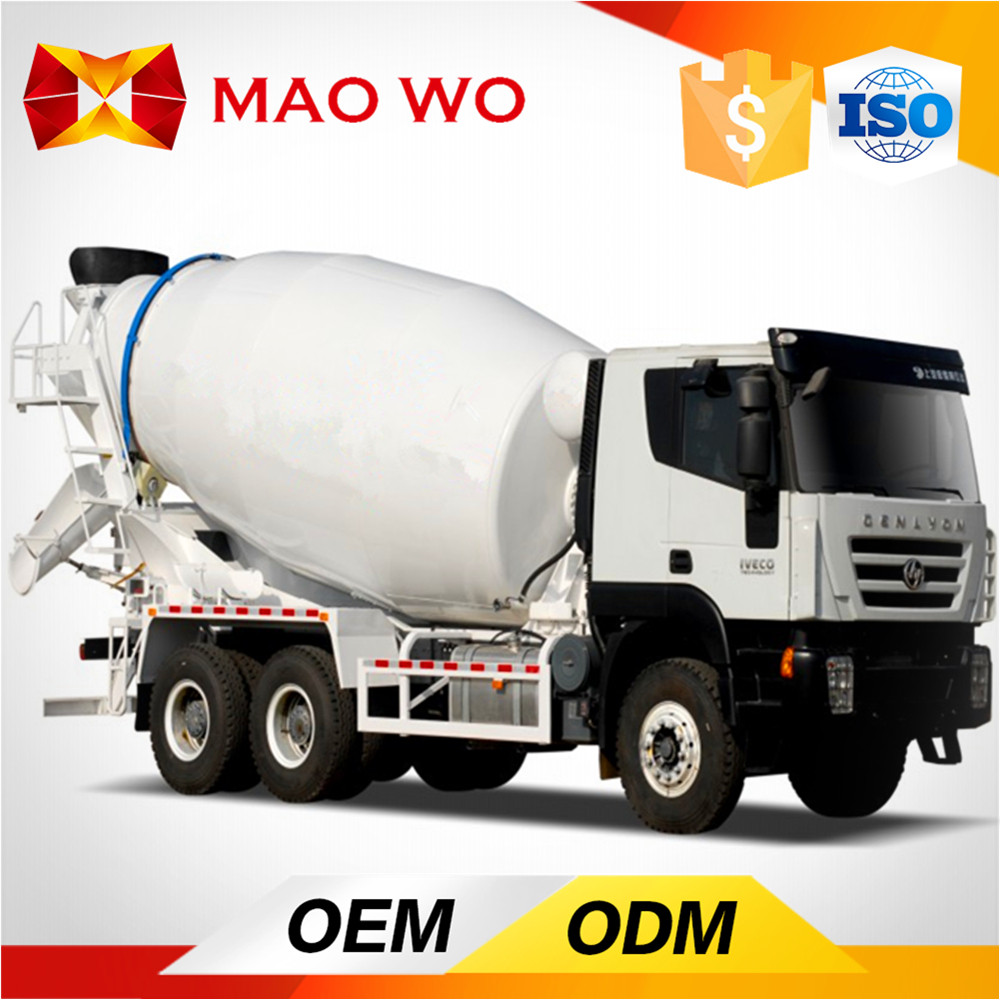 China 8m3 Isuzu Used Concrete Mixer Truck With Pump For Sale