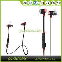 Smallest bluetooth headset Version 4.1 Sport style in ear Stereo