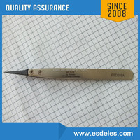 Customized Sizes Stainless Steel Tweezer/ VETUS Tweezers/ Eyelash Extension Tweezers