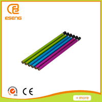 High quality wooden pencils with dip end
