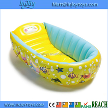 Inflatable Baby Bathtub Thickening Folding Children Washbowl