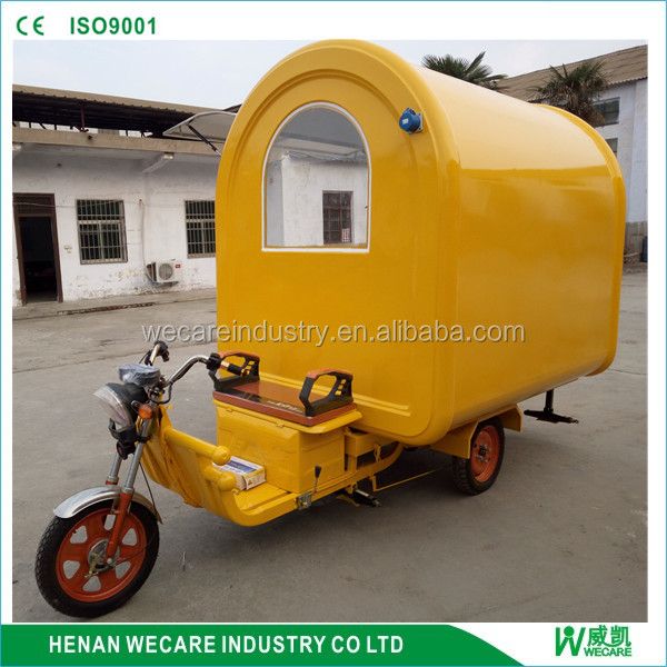 mobile food electric truck for sale