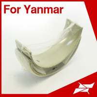 For Yanmar 6N160 6N165 marine diesel engine connecting rod bearing